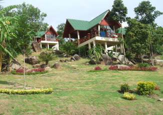Tropical Gardens at Stone Hill Resort