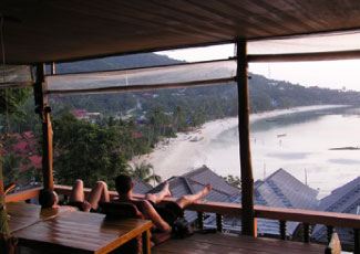 Spectacular View at Dream Hill Bungalows