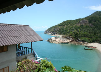Stunning Scenery at Silver Cliff  Bungalows