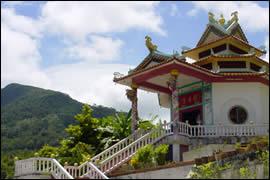 Chinese Temple, Koh Pha Ngan