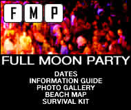 Full Moon Party Festival Guide & Maps