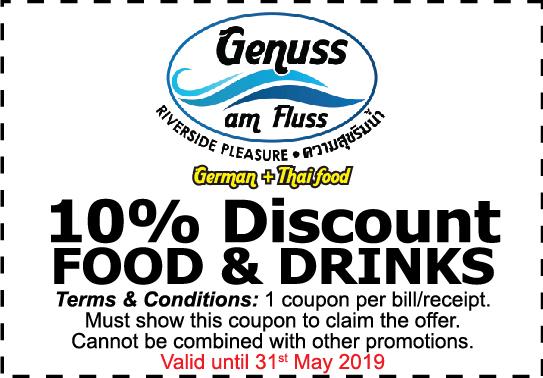 riverside cafe coupon