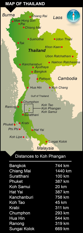 About Koh Phangan – Koh Phangan Thailand